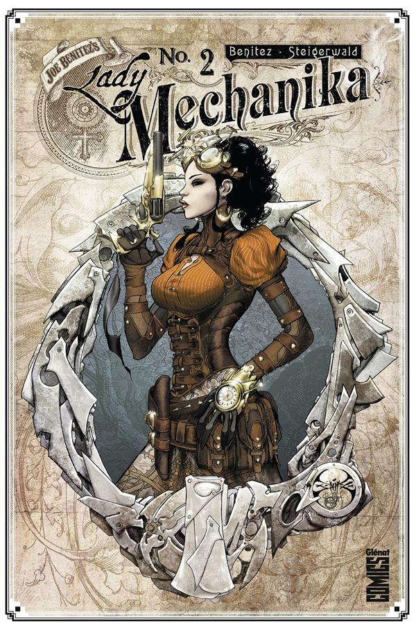LADY MECHANIKA - TOME 02 - REVELATIONS